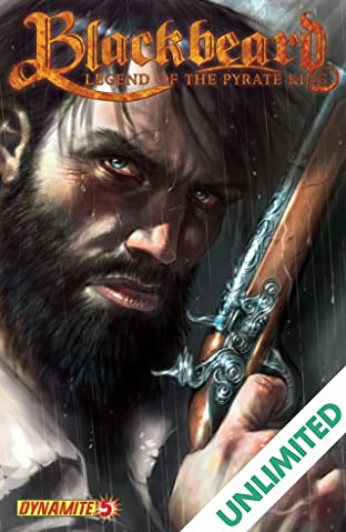 Blackbeard: Legend of the Pyrate King #5